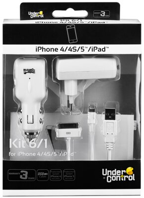 Kit 6v1 pre iPhone/iPad