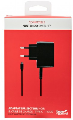 Nabíjačka Nintendo SWITCH