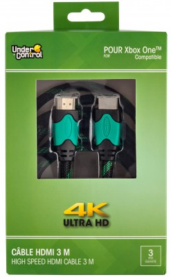XBOX ONE hdmi 4K ULTRA HD kábel